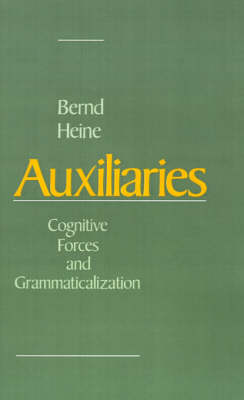Auxiliaries by Bernd Heine