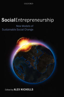 Social Entrepreneurship by Alex Nicholls