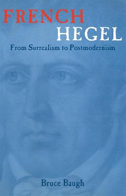 French Hegel book