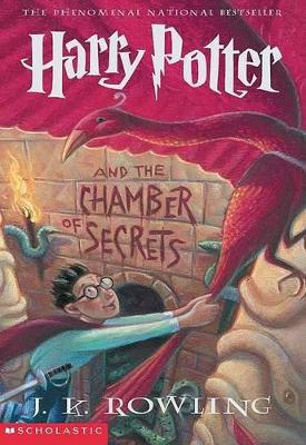Harry Potter and the Chamber of Secrets by J. K. Rowling