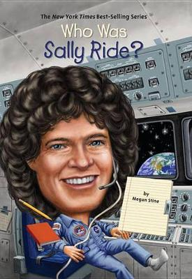 Who Was Sally Ride? book