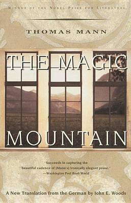 Magic Mountain by Thomas Mann