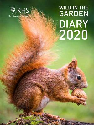 Royal Horticultural Society Wild in the Garden Pocket Diary 2020 by Royal Horticultural Society