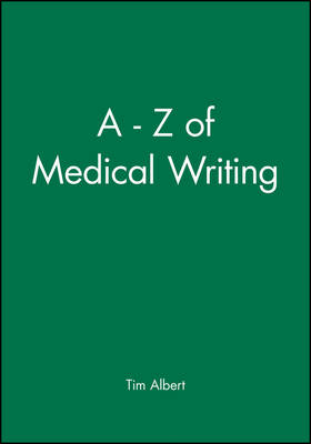- Z of Medical Writing book