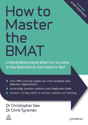 How to Master the BMAT by Dr. Christopher See