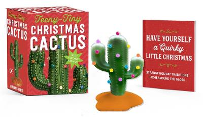 Teeny-Tiny Christmas Cactus: It Lights Up! by Mollie Thomas