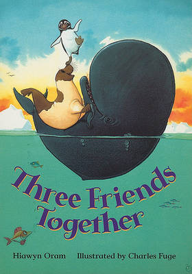 Three Friends Together by Charles Fuge