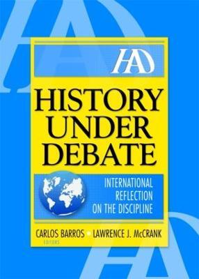 History Under Debate book