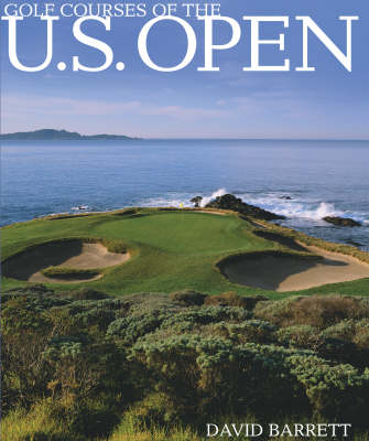 Golf Courses of the U.S.Open book
