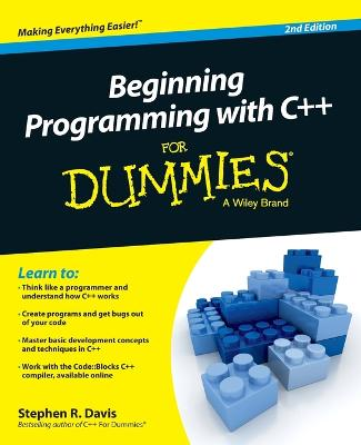Beginning Programming with C++ for Dummies, 2nd Edition book