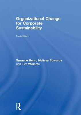 Organizational Change for Corporate Sustainability book