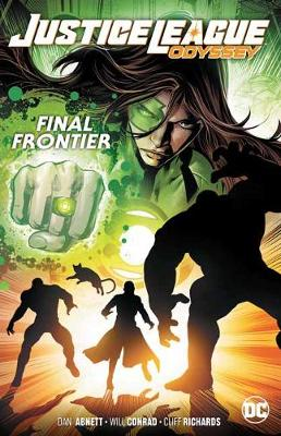 Justice League Odyssey Volume 3: Final Frontier book