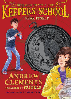 Fear Itself by Andrew Clements