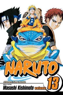 Naruto, Vol. 13 book
