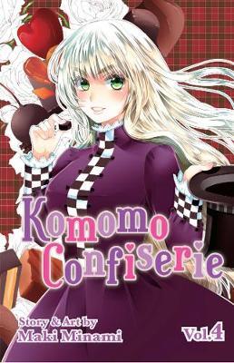 Komomo Confiserie, Vol. 4 by Maki Minami