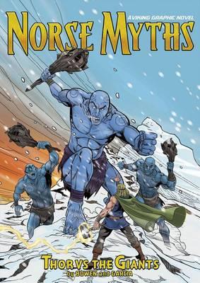 Thor vs. the Giants book