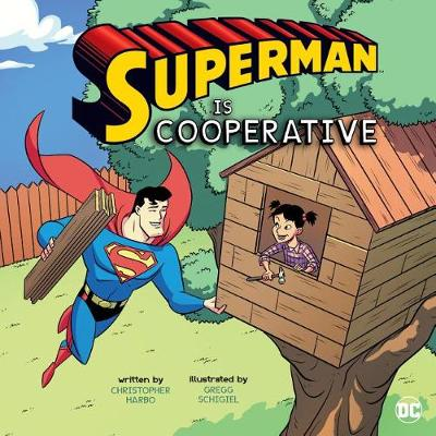 Superman Is Cooperative by Christopher Harbo