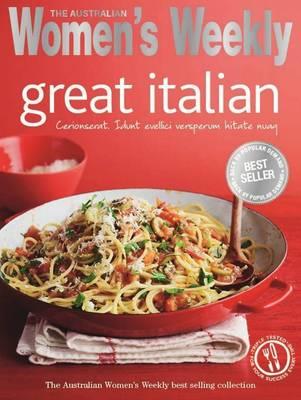 Great Italian by The Australian Women's Weekly