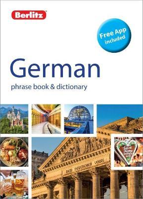 Berlitz Phrase Book & Dictionary German by