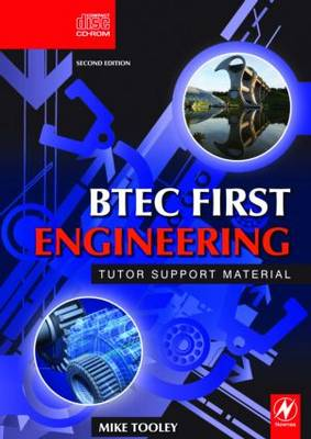 BTEC First Engineering Tutor Support Material by Mike Tooley
