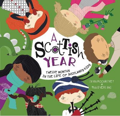 A Scottish Year by Tania McCartney