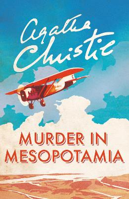 Murder in Mesopotamia by Agatha Christie