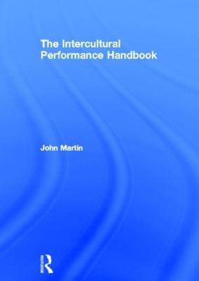 Intercultural Performance Handbook book