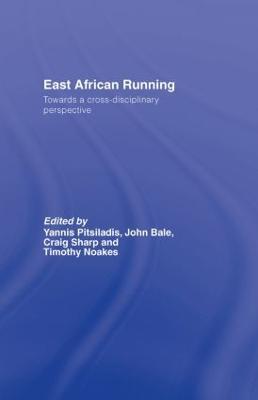 East African Running book