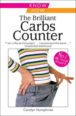 Brilliant Carb Counter book