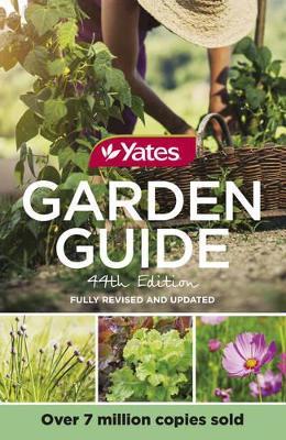Yates Garden Guide 2015 book