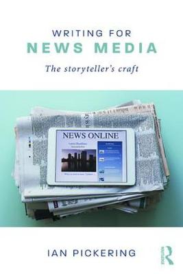 Writing for News Media book
