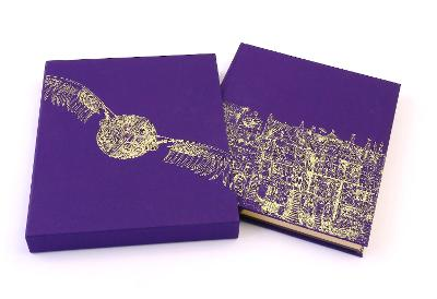 Harry Potter and the Philosopher's Stone: Deluxe Illustrated Slipcase Edition by J.K. Rowling
