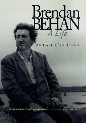 Brendan Ehan by Michael O'Sullivan