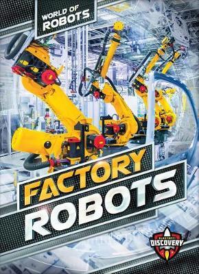 Factory Robots book