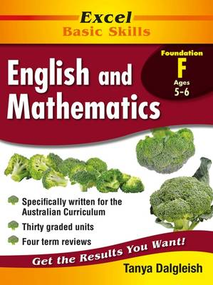 English and Mathematics - Foundation by Tanya Dalgleish