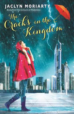 Cracks in the Kingdom by Jaclyn Moriarty