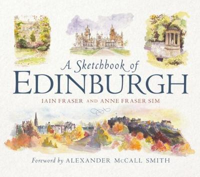 Sketchbook of Edinburgh book