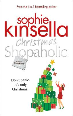 Christmas Shopaholic book