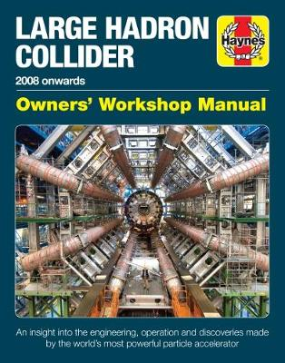 Large Hadron Collider Manual by Gemma Lavender