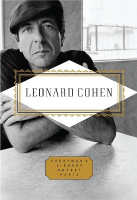 Leonard Cohen Poems book