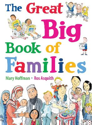 Great Big Book of Families book