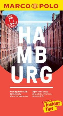 Hamburg Marco Polo Pocket Travel Guide - with pull out map by Marco Polo