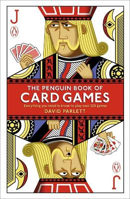Penguin Book of Card Games by David Parlett