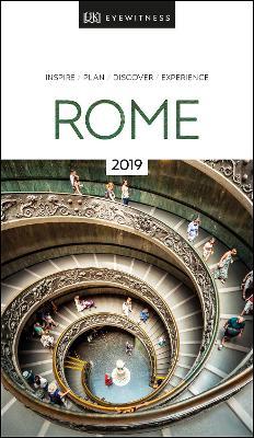 DK Eyewitness Travel Guide Rome: 2019 book