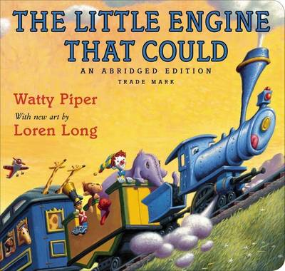 Little Engine That Could by Watty Piper
