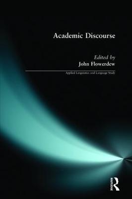 Academic Discourse book