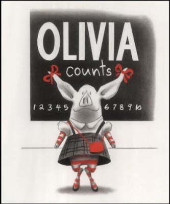 Olivia Counts book