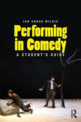 Performing in Comedy book