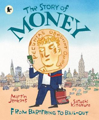 The Story of Money by Martin Jenkins