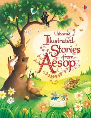 Illustrated Stories from Aesop by